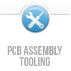 PCB assembly tooling